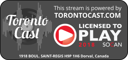 Licensed through TorontoCast