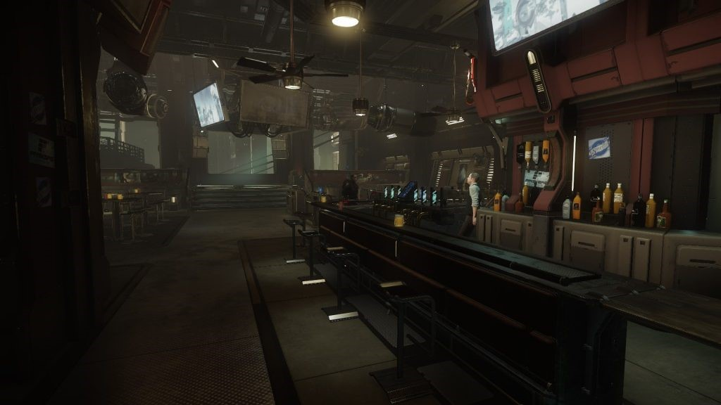 Possible Party Locations in Star Citizen